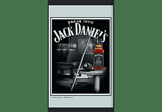 Jack Daniels - Pool Billiard - Bedruckter Spiegel