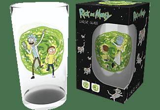 Rick and Morty - Portal - Glas