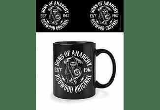 Sons of Anarchy  - Redwood Original  - Lizenz Keramik-Tasse