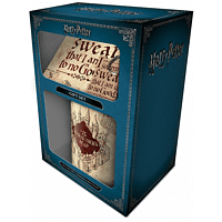 Harry Potter - Marauders Map - Geschenk-Set