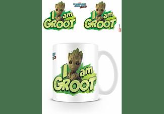 Guardians Of The Galaxy - Vol. 2 - I Am Groot - Lizenz Keramik-Tasse