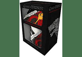 Game of Thrones - Stark & Targaryen - Geschenk-Set