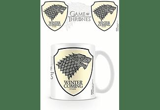 Game of Thrones  - Stark  - Lizenz Keramik-Tasse