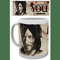 EMPIRE Walking Dead, The - Daryl Needs You - Lizenz Keramik-Tasse Tasse, Mehrfarbig