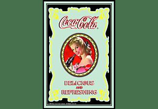 Coca Cola - Klassik - Bedruckter Spiegel