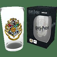 EMPIRE Harry Potter - Crest - Glas Glas, Mehrfarbig