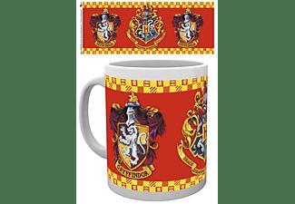 Harry Potter - Gryffindor - Lizenz Keramik-Tasse