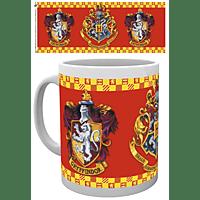 EMPIRE Harry Potter - Gryffindor - Lizenz Keramik-Tasse Tasse, Mehrfarbig