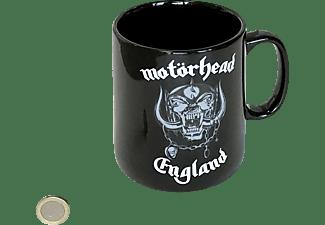 Giant Tasse - Motorhead - England Logo - XXL Lizenz Keramik-Tasse