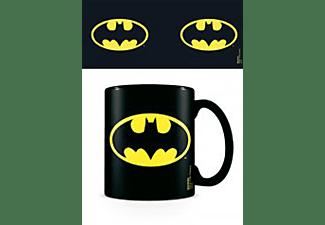 DC Comics - Batman Logo - Lizenz Keramik-Tasse