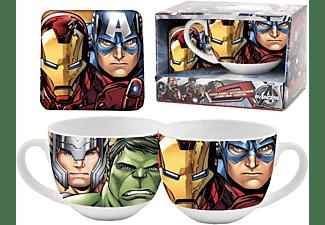 Avengers - Faces - Geschenk-Set