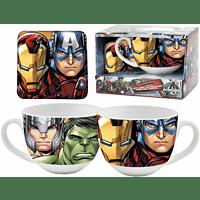 EMPIRE Avengers - Faces - Geschenk-Set Geschenk-Set, Mehrfarbig