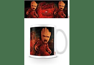 Guardians Of The Galaxy - Vol. 2 - Angry Groot - Lizenz Keramik-Tasse