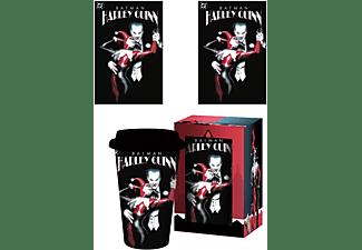 Batman - Harley Quinn & Joker - Travel Mug