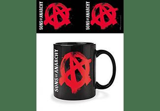 Sons of Anarchy  - Anarchy  - Lizenz Keramik-Tasse