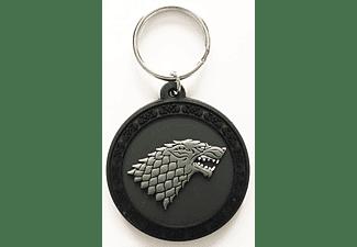Game of Thrones  - Stark  - Gummi Schlüsselanhänger