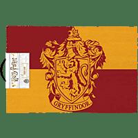 EMPIRE Fußmatte Kokos - Harry Potter - Gryffindor - Kokos Fussmatte Fußmatte, Mehrfarbig