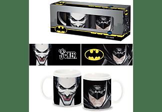Batman & Joker - Geschenk-Set