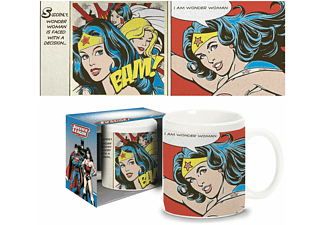 Justice League - Supergirls - Lizenz Keramik-Tasse