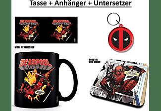 Deadpool - Action - Geschenk-Set