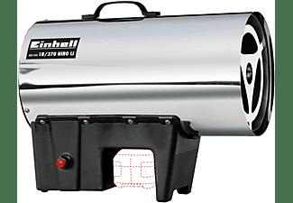 EINHELL GE-HG 18/370 Niro Li-Solo Heizlüfter (37000 Watt, Raumgröße: 1000 m²)