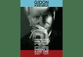 Gidon Kremer - Gidon Kremer-Finding Your Own Voice  - (DVD)