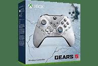 MICROSOFT Gears 5 Kait Diaz Limited Edition Controller} Grau/weiß