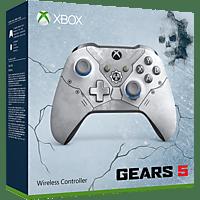 MICROSOFT Gears 5 Kait Diaz Limited Edition Controller, Grau/weiß