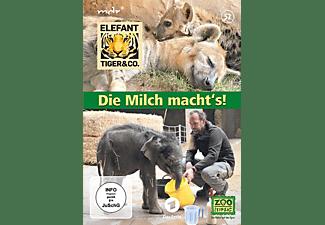 Elefant, Tiger & Co. 52 Die Milch macht's! DVD