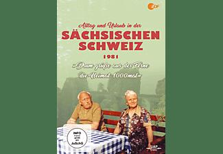 Alltag und Urlaub in der Sächsischen Schweiz 1981 - Drum grüße aus der Ferne die Heimat 1000mal DVD