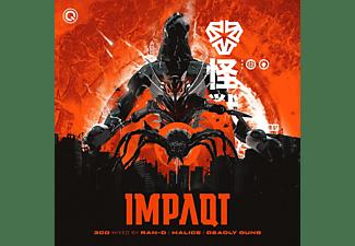 VARIOUS - IMPAQT 2019-Festival Of Titans  - (CD)