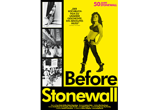 Before Stonewall - 50 Jahre DVD
