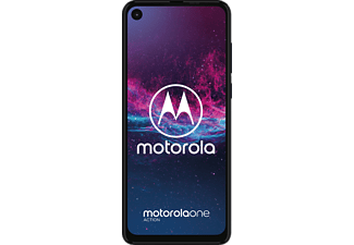 MOTOROLA One Action 128 GB Denim Blau Dual SIM