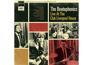 Beatophonics - Live at the club liverpool house  - (CD)