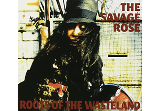 The Savage Rose - Roots Of The Wasteland  - (Vinyl)