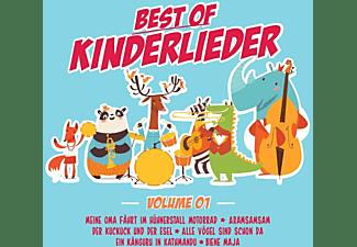 VARIOUS - Best Of Kinderlieder Vol.1  - (CD)