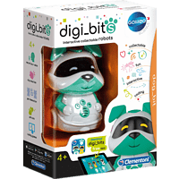 GALILEO digi_bits - dog_bit Roboter, Weiß