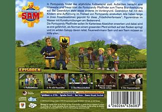 Feuerwehrmann Sam, Willi Röbke, Gerhard Clemens, Achim Schülke, Oliver Böttcher - Fit Mit Sam-Das Hörspiel  - (CD)