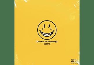 Deez Nuts - YOU GOT ME FUCKED UP  - (LP + Bonus-CD)