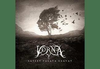 Vorna - SATEET PALATA SAAVAT  - (CD)