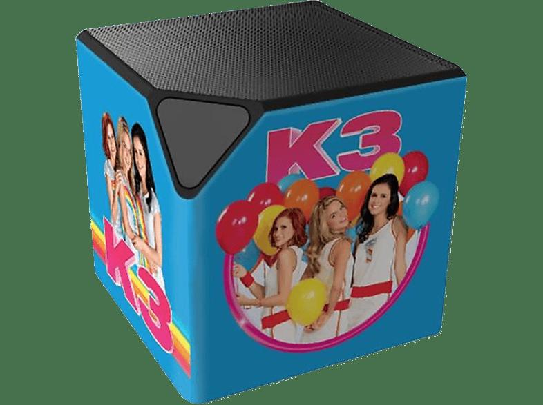 BIGBEN Draagbare luidspreker Bluetooth K3 (BT13K3)