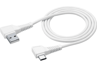 CELLULARLINE USB / USB-C kabel PractiCable 1.2 m (USBDATALCTYC1MW)