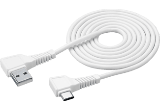 CELLULARLINE USB / USB-C kabel PractiCable 2 m (USBDATALCTYC2MW)