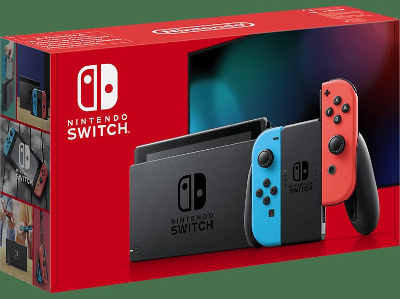 NINTENDO Switch Neon-Rot Neon-Blau neue Edition