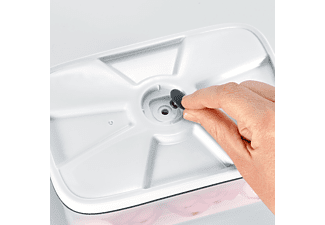 SEVERIN ZB 3620 Vakuumierbehälter Weiß/Transparent