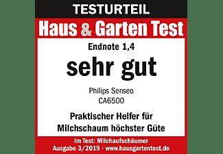 PHILIPS Milchaufschäumer CA6500/30 Senseo Milk Twister, pink