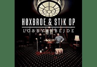 Hoxbroe & Stik Op - Lobbyarbejde  - (CD)