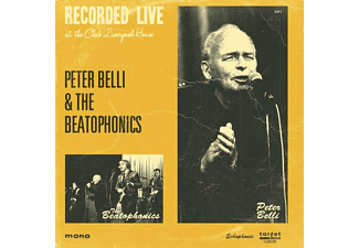 Beatophonics, Peter Belli - Recorded Live At The Clib Liverpool House  - (Vinyl)