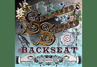 Backseat - Seasoned & Served  - (CD)