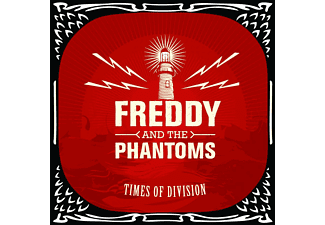 Freddy And The Phantoms - Times Of Division  - (Vinyl)